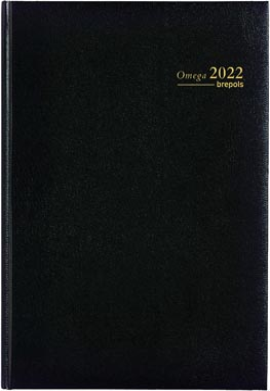 Brepols Omega Lima, zwart, 2021