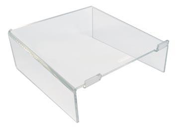 Desq laptopstandaard acryl