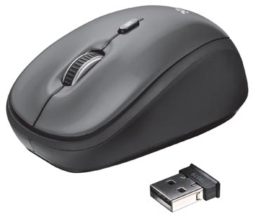 Trust muis Wireless YVI
