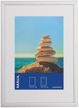 Maul aluminium fotolijst, ft 21 x 30 cm