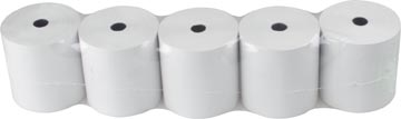 Thermorol BPA-vrij, ft 80 mm, diameter +- 78 mm, asgat 12 mm, lengte 90 meter