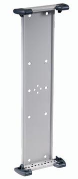 Tarifold leeg metalen wandelement basismodel met pluggen (leeg)