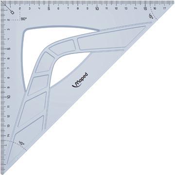 Maped winkelhaak Geometric 26 cm, 45°