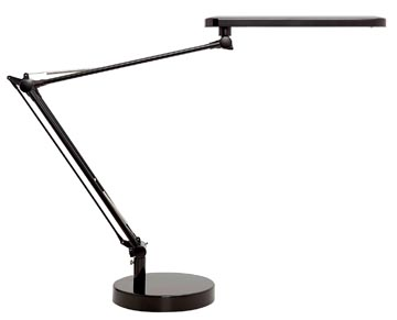Unilux bureaulamp Mamboled, LED-lamp, zwart