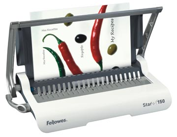 Fellowes manuele inbindmachine Star +150