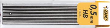 Conté criterium Gilbert mines etui van 12 potloodstiften van 0,5 mm