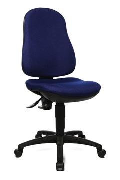 Topstar bureaustoel Point 70, blauw