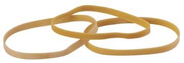 Pergamy elastieken 6 mm x 100 mm, doos van 500 g