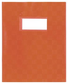 schriftomslagen oranje