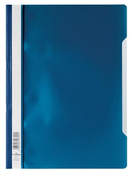 Durable snelhechtmap ft A4 donkerblauw