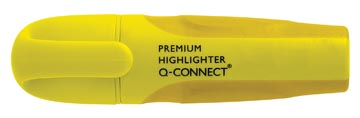 Q-Connect Premium markeerstift, geel