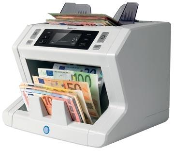Safescan biljettelmachine 2665S, met 7-voudige valsgelddetectie