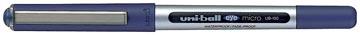 Uni-ball roller Eye Fine en Micro Micro, schrijfbreedte 0,3 mm, punt 0,5 mm, blauw